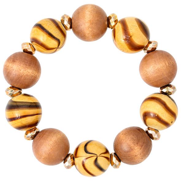Perlenarmband - Rough Style