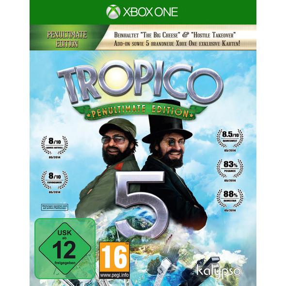 Kalypso Tropico 5 Penultimate Edition