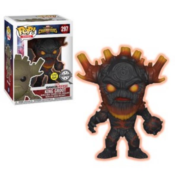 Guardians of the Galaxy - POP! Vinyl-Figur King Groot