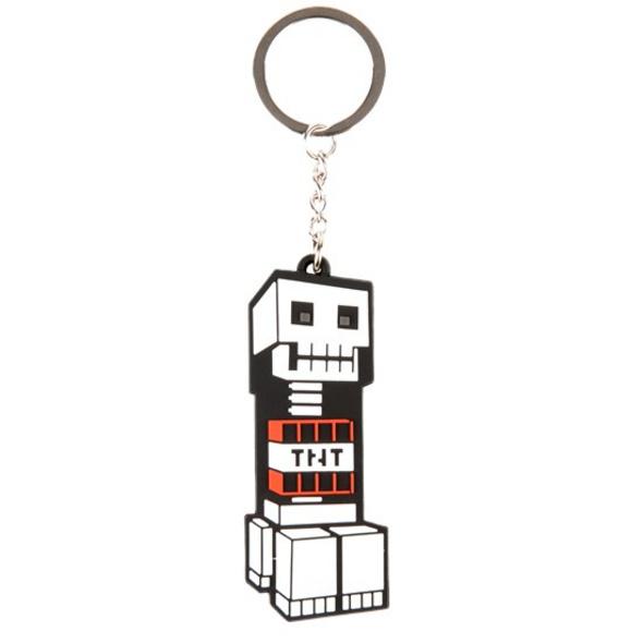 Minecraft - Schlüsselanhänger X-Ray Creeper