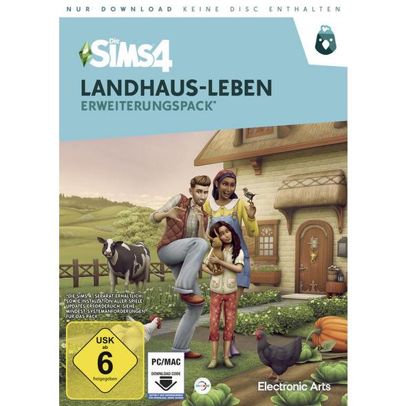 Die Sims 4: Landhaus-Leben
