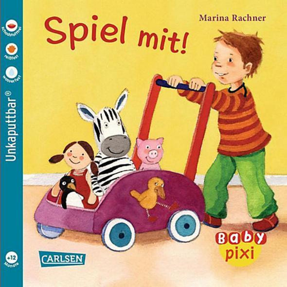 Baby Pixi 27: Spiel mit!