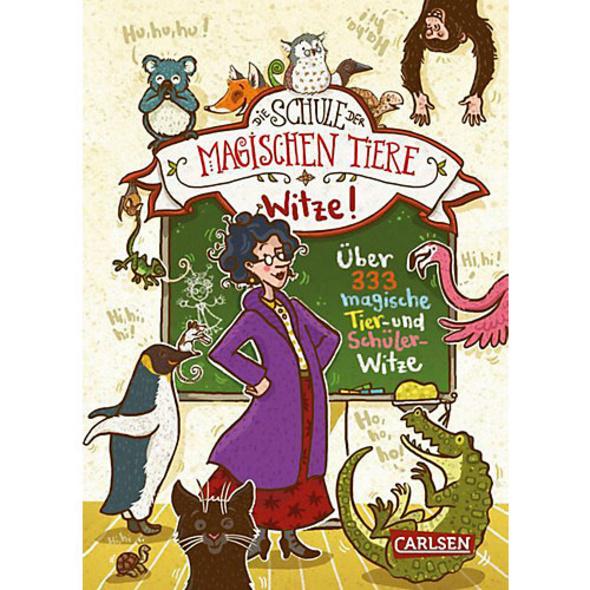 Die Schule der magischen Tiere: Witze!