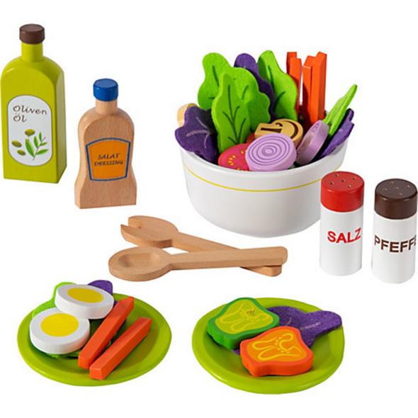 myToys Salat-Set, 39 tlg.