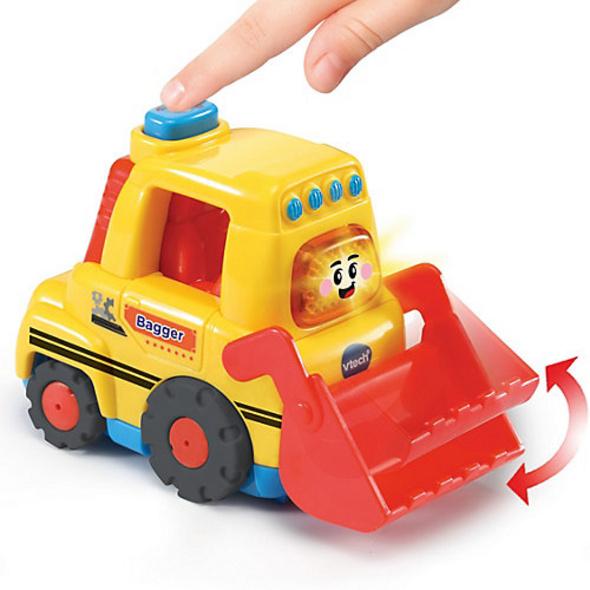 Tut Tut Baby Flitzer - Bagger