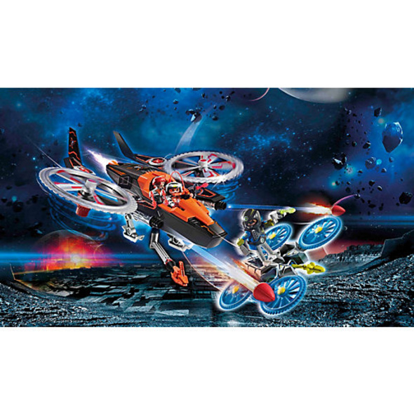 PLAYMOBIL® 70023 Galaxy Pirates-Heli