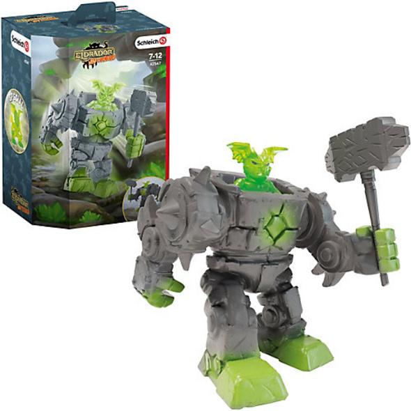 Schleich Eldrador 42547 Eldrador Mini Creatures Stein-Roboter
