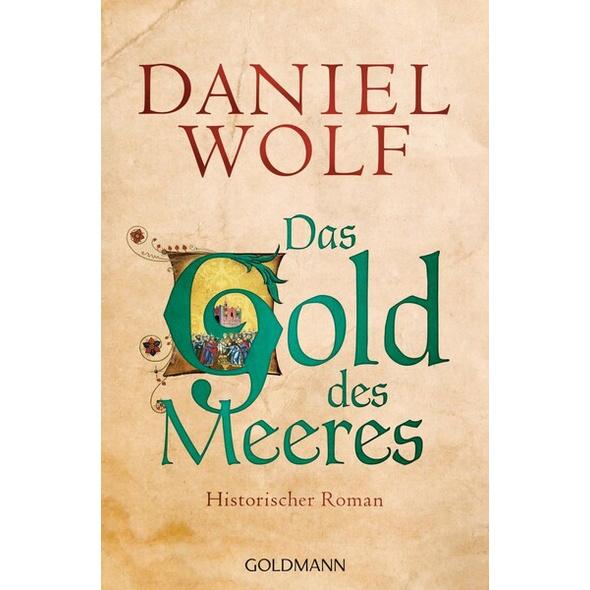 Das Gold des Meeres / Fleury Bd.3