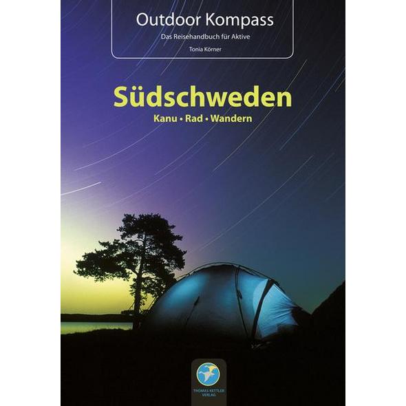 Outdoor Kompass Südschweden