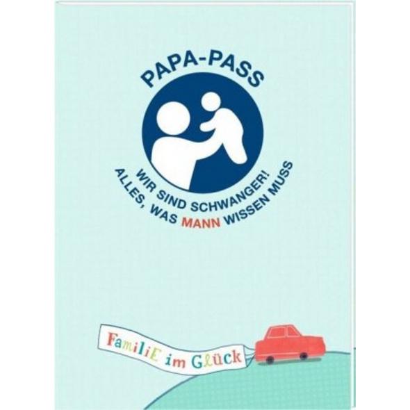 Broschur - Familie im Glück - Papa-Pass