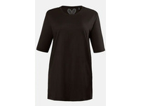 T-Shirt, Rundhalsausschnitt, Relaxed, Halbarm