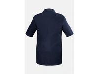 Poloshirt, Regular, Samtband-Knopfleiste, Pikeequalität