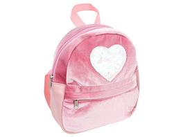 Kinder Rucksack - Plushy Heart