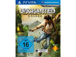 Sony Uncharted Golden Abyss