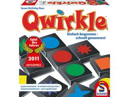 SPIEL DES JAHRES 2011 Qwirkle