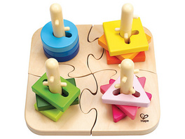 Kreatives Steckpuzzle 16tlg.