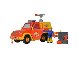 Feuerwehrmann Sam - Feuerwehrauto Venus mit Figur