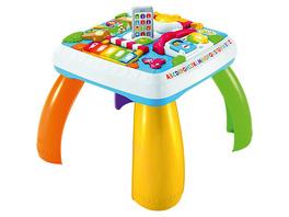 Fisher-Price Lernspaß Spieltisch, Baby-Spielzeug, Lernspielzeug