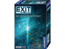 EXIT - Das Spiel - Der versunkene Schatz